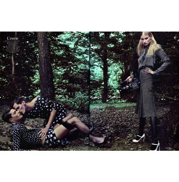 5 новых съемок: Interview, Purple Fashion и The Gentlewoman. Изображение № 29.