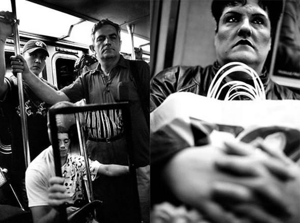 Метрополис: 9 альбомов о подземке в мегаполисах. Изображение № 40.