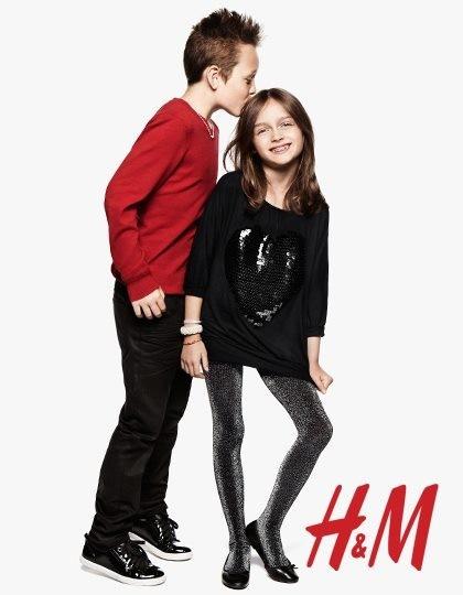 Кампания: H&M Holiday 2011. Изображение № 22.