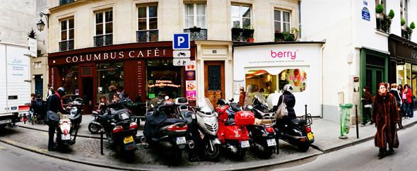 Изображение 19. Парижские кафе.. Изображение № 21.