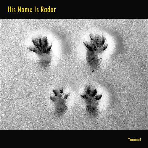 EP His Name Is Radar от YOUNNAT. Изображение № 2.