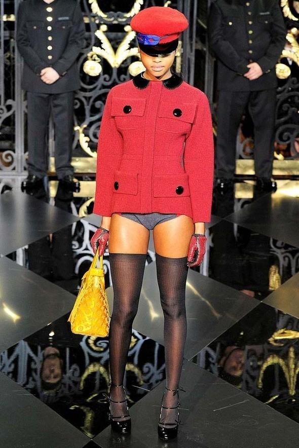 Изображение 66. Louis Vuitton Fall 2011.. Изображение № 66.