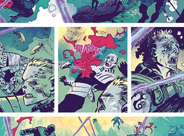 26 главных комиксов весны на русском языке. Изображение № 31.