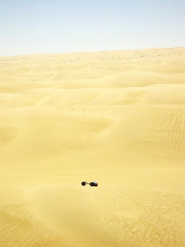 Пересечение пустыни Намиб на кайт-багги. Изображение № 7.