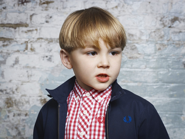Fred Perry Kidswear SS11. Изображение № 4.