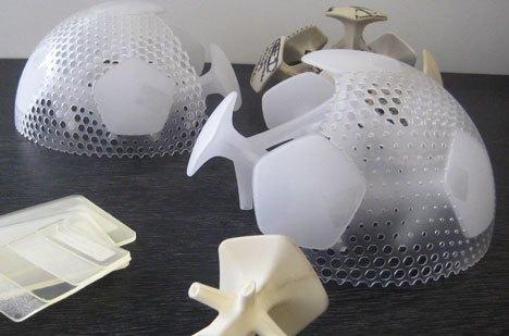 Мексиканские дизайнеры разработали футбольный мяч будущего. Изображение № 4.