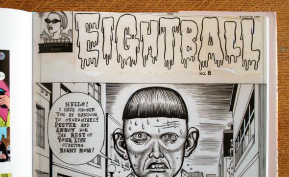 10 альбомов о комиксах. Изображение № 11.