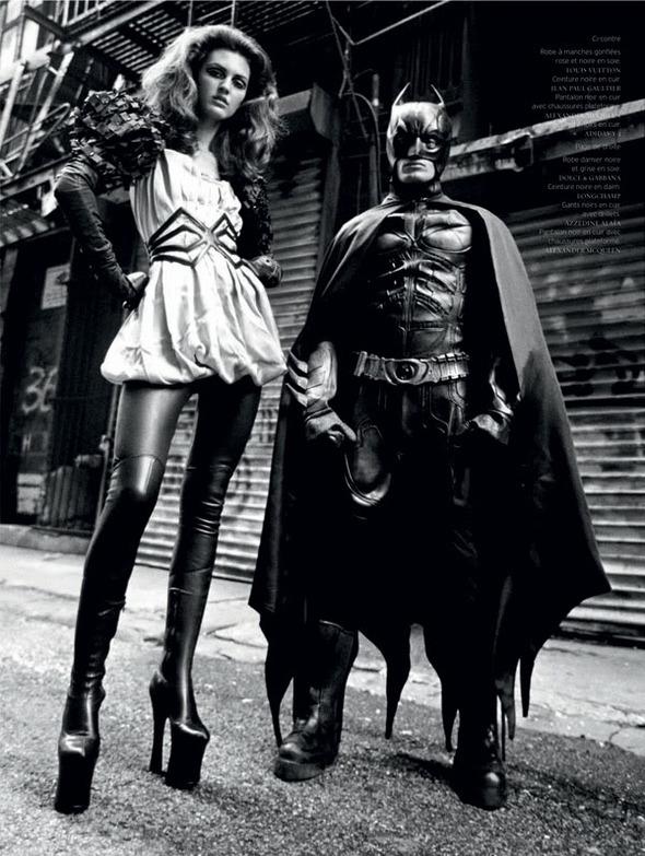 Супергерои в фотосъемках: 8 историй о тайне, подвигах и спасениях. Изображение № 1.