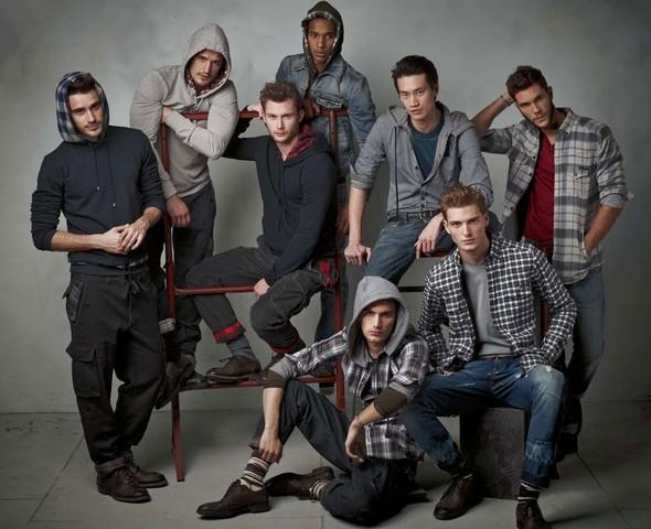 Лукбук: Dolce & Gabbana FW 2011 Men's. Изображение № 22.
