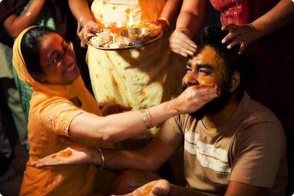 Надя иЧаранджит – Индийская сказка. Изображение № 32.
