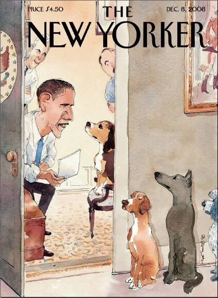 10 иллюстраторов журнала New Yorker. Изображение №70.