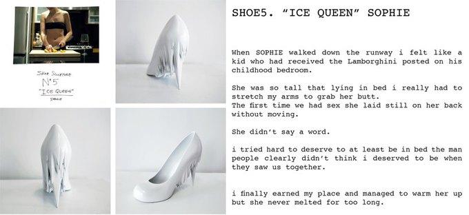 Дизайнер распечатал коллекцию туфель на 3D-принтере. Изображение № 8.