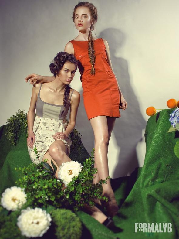Изображение 24. Лукбук весенне-летней коллекции FormaLab.. Изображение № 2.