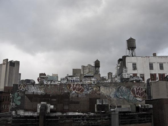 NY: манхеттенcкие окрестности глазами Grotesk. Изображение № 1.