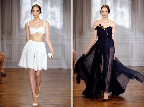Показы Paris Fashion Week SS 2012: День 3. Изображение № 12.