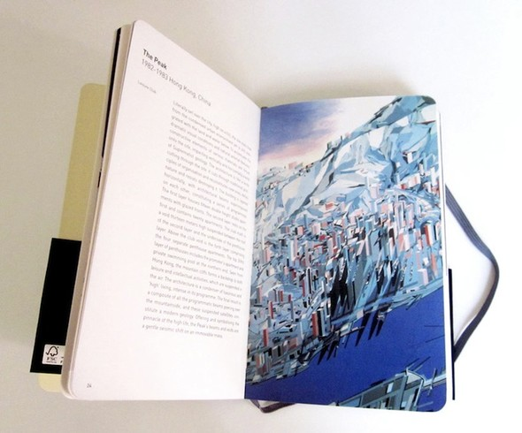 Книги Moleskine. Изображение № 5.