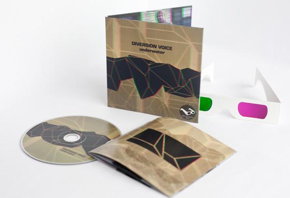 Группа DIVERSION VOICE выпустила альбом UNDERWATER. Изображение № 17.