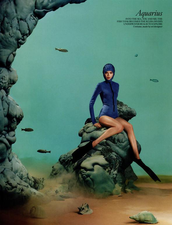 Гороскоп от Британского Vogue. Изображение № 11.