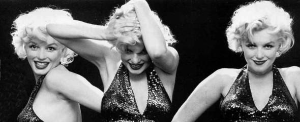 Изображение 1. Marilyn Monroe, pin-up girl.. Изображение № 1.
