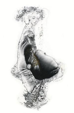 Рождение образа. Художественная фотография и монотипии. Изображение № 32.