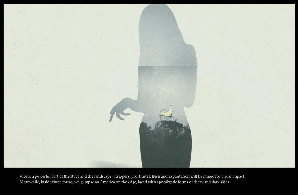 Как создавалась заставка к сериалу «Настоящий детектив». Изображение № 18.