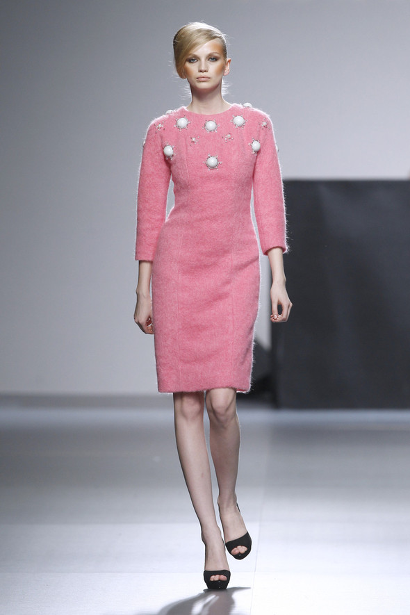 Madrid Fashion Week A/W 2012: Juana Martin. Изображение № 4.