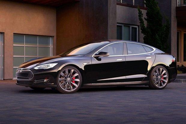 Владелица Model S помогла поймать вора через приложение. Изображение № 1.