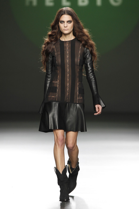 Madrid Fashion Week A/W 2012: Teresa Helbig. Изображение № 1.