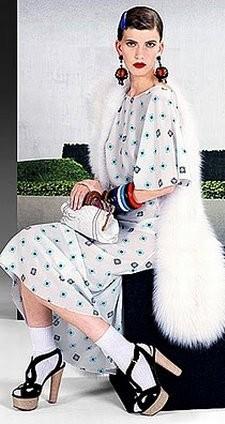 Рекламная кампания Prada Resort 2010. Изображение № 14.