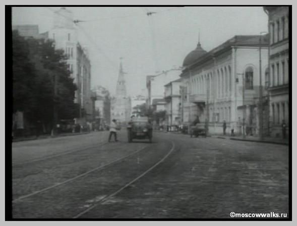 Прогулки постарой Москве илиМосква которой нет. Изображение № 12.