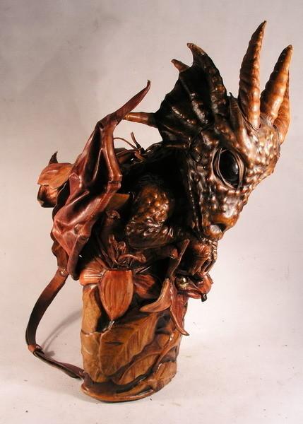 Увас дракон наспине. Изображение № 76.