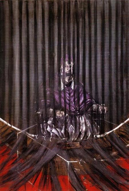 Мрачный мирФрэнсиса Бэйкона. Изображение № 3.