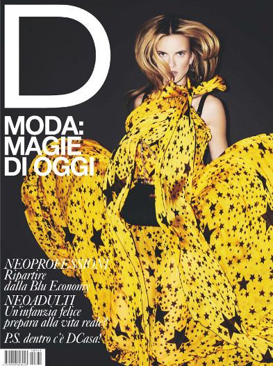 15 обложек с вещами из коллекции Dolce & Gabbana FW 2011. Изображение № 1.