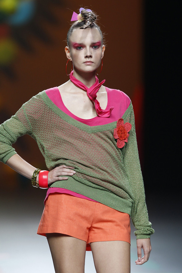 Madrid Fashion Week SS 2012: Agatha Ruiz de la Prada. Изображение № 11.