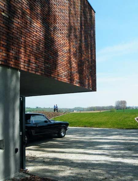 Офис в Бельгии от Atelier Vens Vanbelle. Изображение № 4.