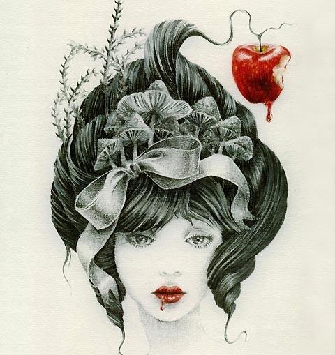 """""""Дамский сюрреализм"""" Courtney Brims. Изображение № 8."""