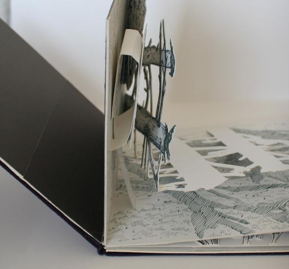 Книги встиле Pop-up. Изображение № 4.