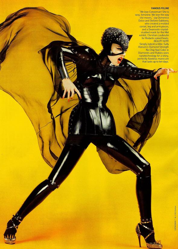 Супергерои в фотосъемках: 8 историй о тайне, подвигах и спасениях. Изображение № 23.
