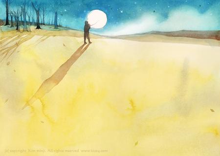 Kimmin ji– акварель видеальном исполнении. Изображение № 24.