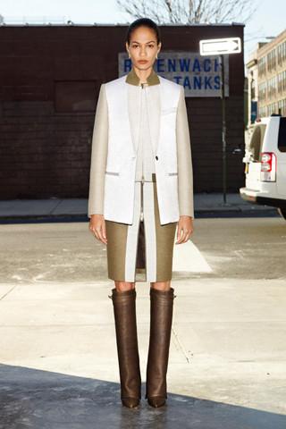 Givenchy Pre-Fall 2012. Изображение № 16.