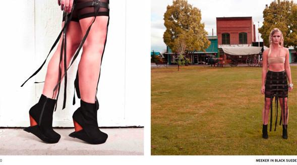 Лукбуки: Celine, Jeffrey Campbell и Nutsa Modebadze. Изображение № 29.