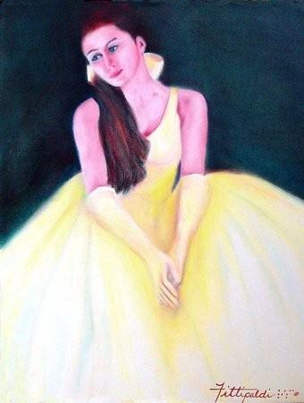 Lisa Fittipaldi - слепой художник. Изображение № 9.