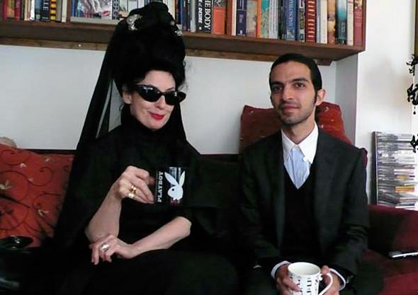 Имран и блогер Диана Перне. Изображение № 5.