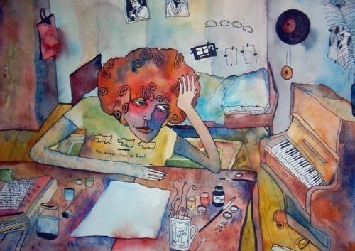 «Дикое сочетание вкуса и цвета»: Джон Форте и Алина Орлова. Изображение № 12.