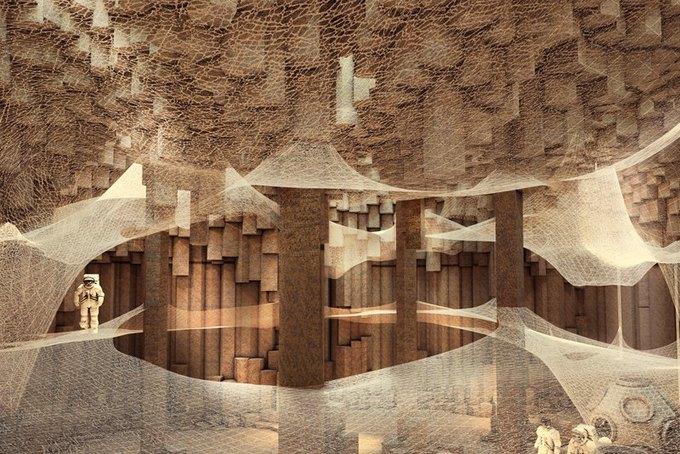 Марсианскую колонию могут построить роботы. Изображение № 3.