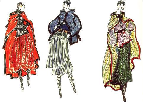 Мода любит Россию. Изображение № 8.