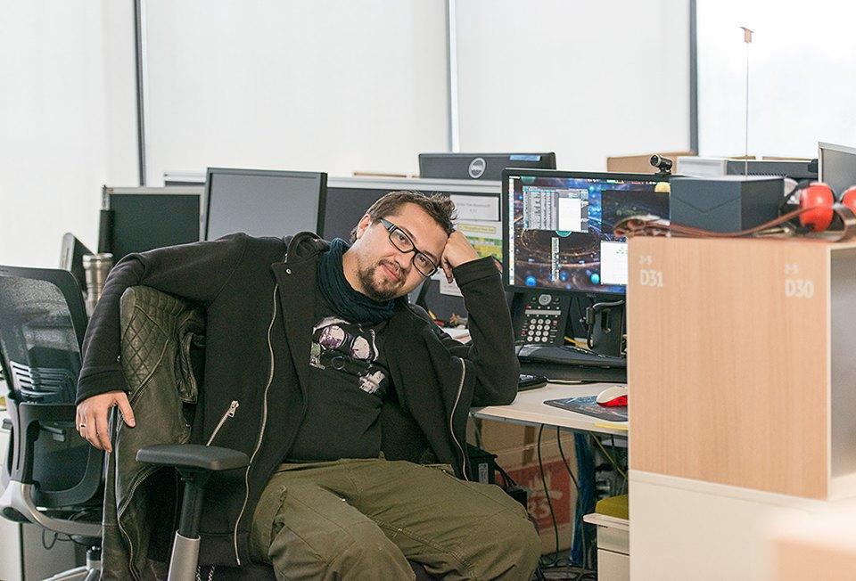 Что происходит в новом офисе Лаборатории Касперского. Изображение № 19.