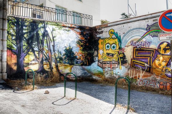 Граффити andaluz. Изображение № 3.