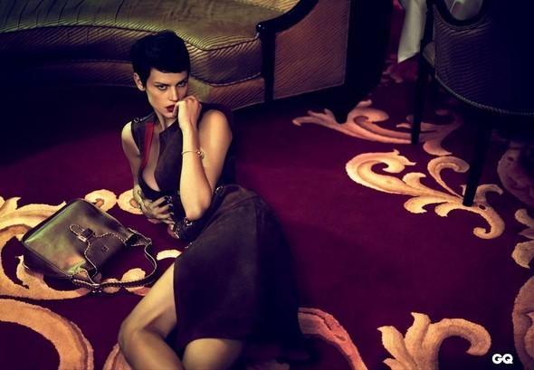 Кампания: Саския де Брау для Loewe. Изображение № 6.