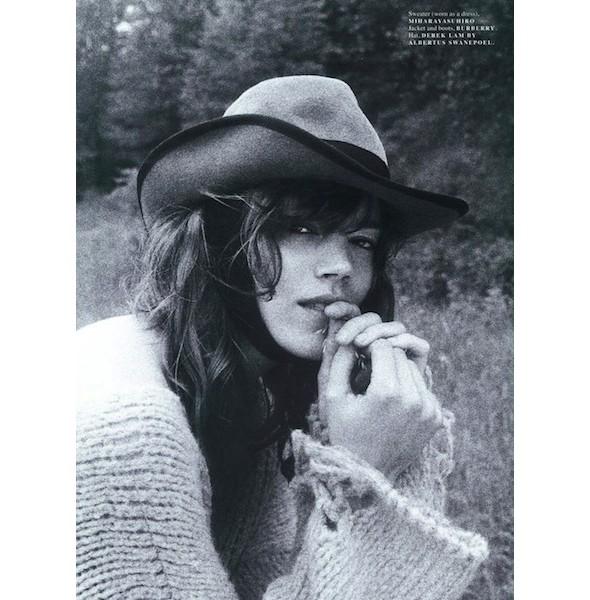 5 новых съемок: Dossier, Muse и Vogue. Изображение № 23.